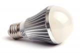 LED E27 Pære 3x2W